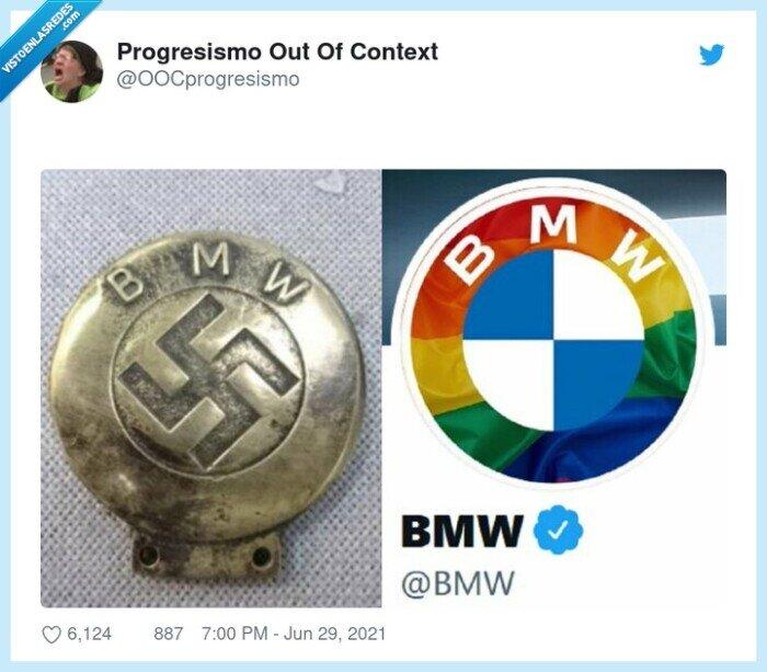 bmw,logo,orgullo,pride
