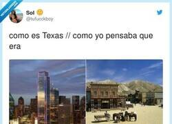 Enlace a Texas engaña, por @tufucckboy