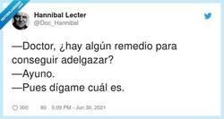 Enlace a Ayuno, por @Doc_Hannibal