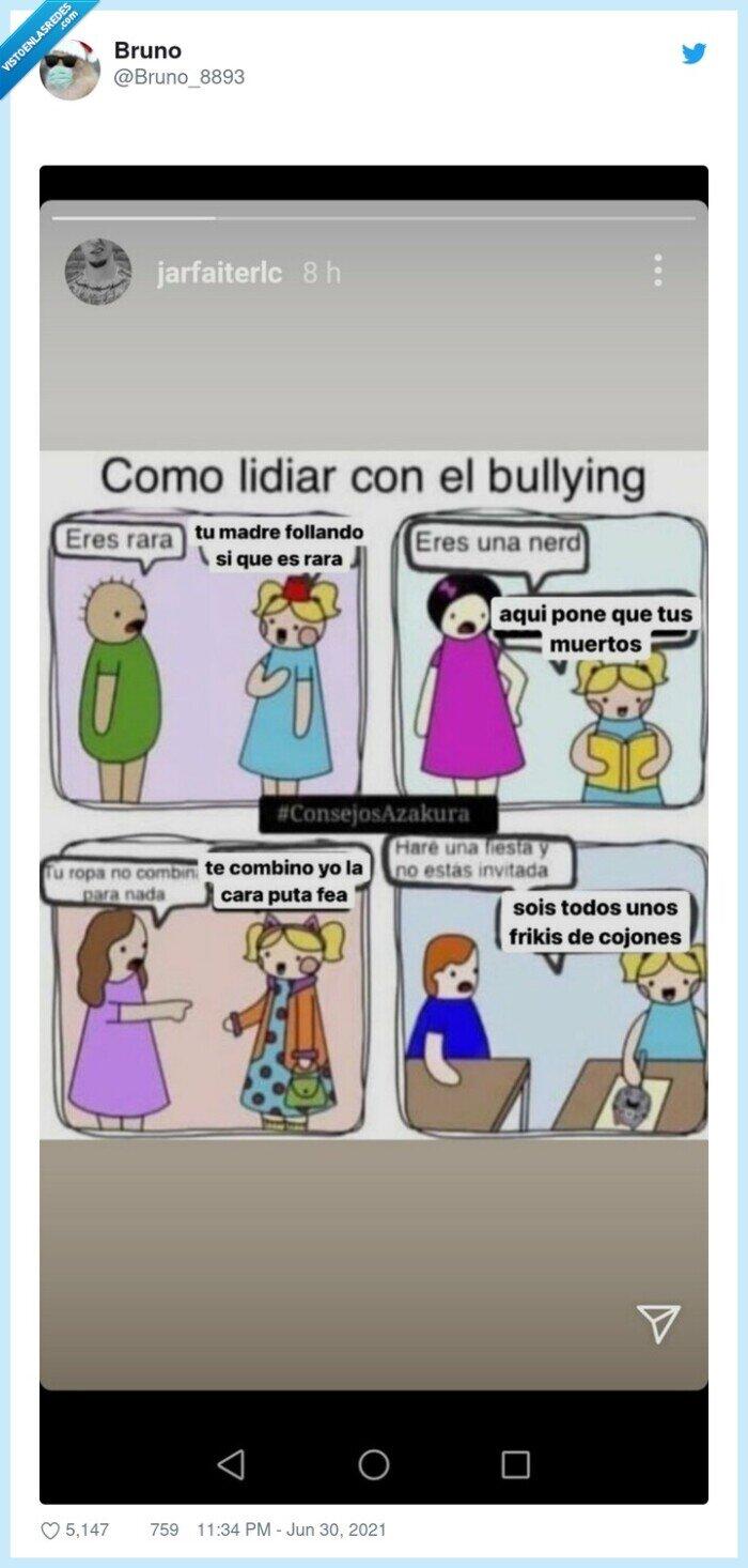 bullying,solución