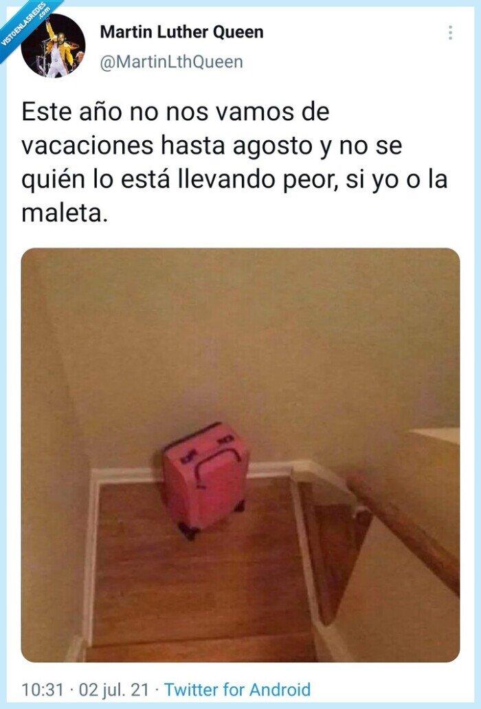 maleta,triste,vacaciones