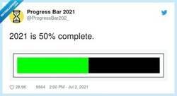 Enlace a ¿Pero cómo ha podido pasar tan rápido?, por @ProgressBar202_