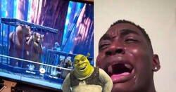 Enlace a Estoy super traumatizado con este detalle de la peli de Shrek, joder es muy heavy