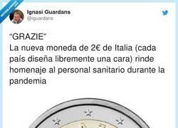 Enlace a En España están diseñando el € con un bar en una de sus caras y en la otra una cañita, por @iguardans