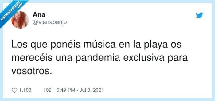exclusiva,merecer,música,pandemia,playa,vosotros