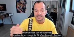 Enlace a Ángel Martín explica en cuatro frases el asesinato homófobo de Samuel. No era tan difícil, por @Dani_AyusoVk