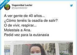 Enlace a Quién le explica a la niña que los de 40 no vamos de botellón, vamos a sitios donde pagamos, por @veganibalecter