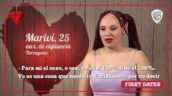 Enlace a Chavala en First Dates: