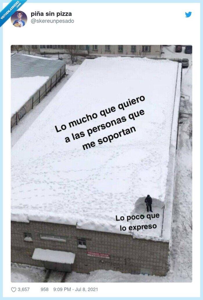 expresarme,nieve,soportar