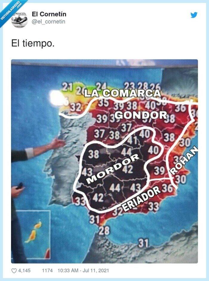 españa,grados,mapa,tiempo