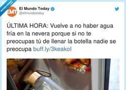 Enlace a Vaya... es como la basura... que se baja sola, por @elmundotoday