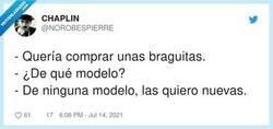 Enlace a ¿Y la modelo me la puedo llevar?, por @NOROBESPIERRE