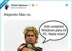 Enlace a Alejandro Mac No, por @ChisteSebaceo