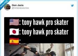 Enlace a Antonio águila rapaz, patina si te crees capaz, por @nintendosixnine