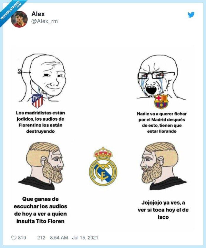 escarnios,florentino,insultos,real madrid