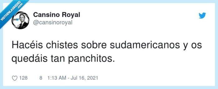 chistes,panchitos,sudamericanos