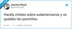 Enlace a Eso no eh, por @cansinoroyal