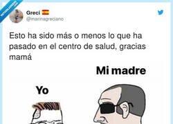 Enlace a Madre ESPAÑOLA, por @marinagreciano