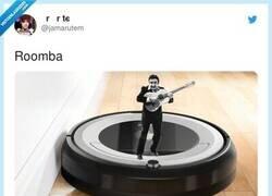 Enlace a Roomba española, por @jamarutem