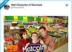 Enlace a Malcolm in the lidl, por @rossroad100
