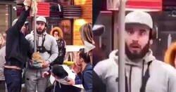 Enlace a Este mago desencaja las caras a toda la gente que está en McDonald's con sus trucos, por @elAnimalViral