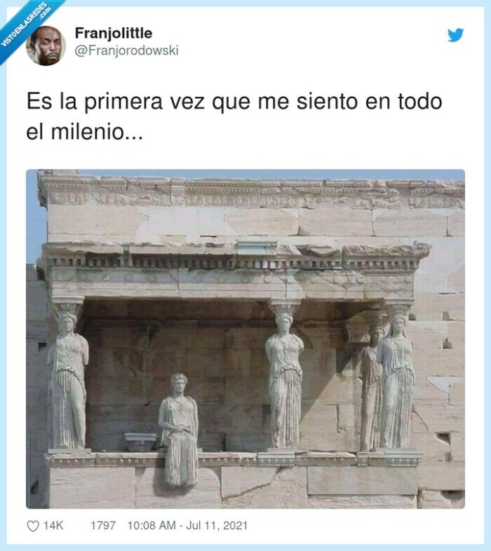 escultura,milenio,primera,sentarse