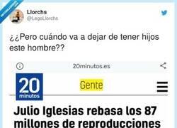 Enlace a Julio Iglesias record Guinness de largo, por @LegoLlorchs