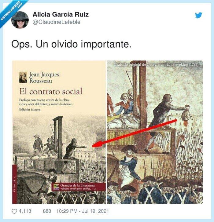 guillotina,importante,olvido,ops