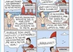 Enlace a Este cómic de @soy.mora refleja tal cual lo que está pasando actualmente con los antivacunas, por @dmillanlopez