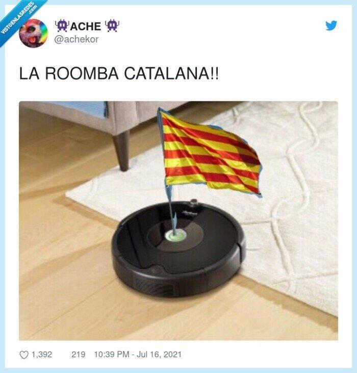 catalana,roomba,rumba