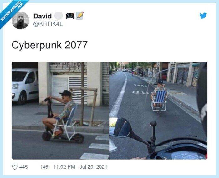 2077,cyberpunk,patinete