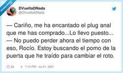 Enlace a Disfruta tu momento, por @DVueltaDNada