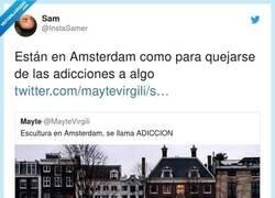 Enlace a ¿Adicciones en Amsterdam? Qué vaaaaaa,por @InstaSamer
