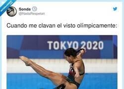 Enlace a Cuando pasan de ti olímpicamente, por @NadaRespetan
