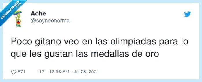 gustar,medallas,olimpiadas