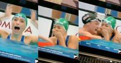 Enlace a Estas imágenes reflejan 100% lo que son los Juegos Olímpicos, por @ChirimboteEd