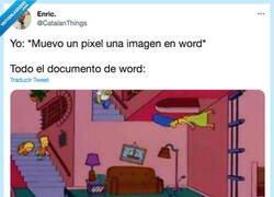 Enlace a El word se vuelve loco por un pixel, por @CatalanThings