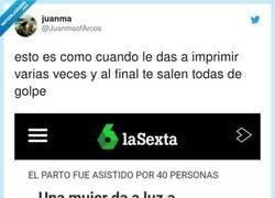 Enlace a Tú dale hasta que salga, por @JuanmaofArcos