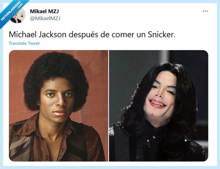anuncio,Michael Jackson,Sicker
