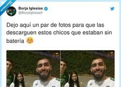 Enlace a Pocos futbolistas hay así, por @BorjaIglesias9