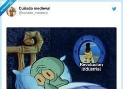 Enlace a Muchos se quedaron sin dormir, por @cunado_medieval