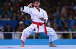 Enlace a Las dos imágenes de la karateka Sandra Sánchez que más juego están dando en redes