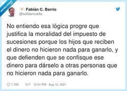 Enlace a Sinsentido, por @salidarvuelta