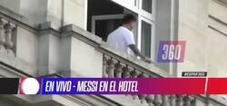 Enlace a El vídeo de Messi que está dando vueltas porque el tío no sabe cerrar una ventana, por @Bargcelona10