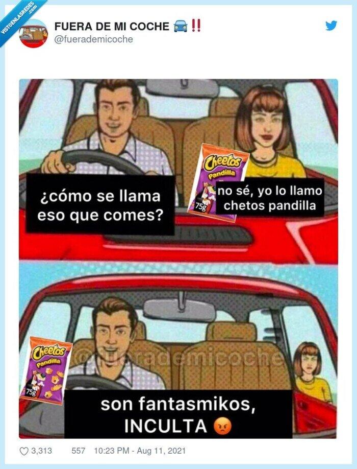 cheetos,fantasmikos,pandilla