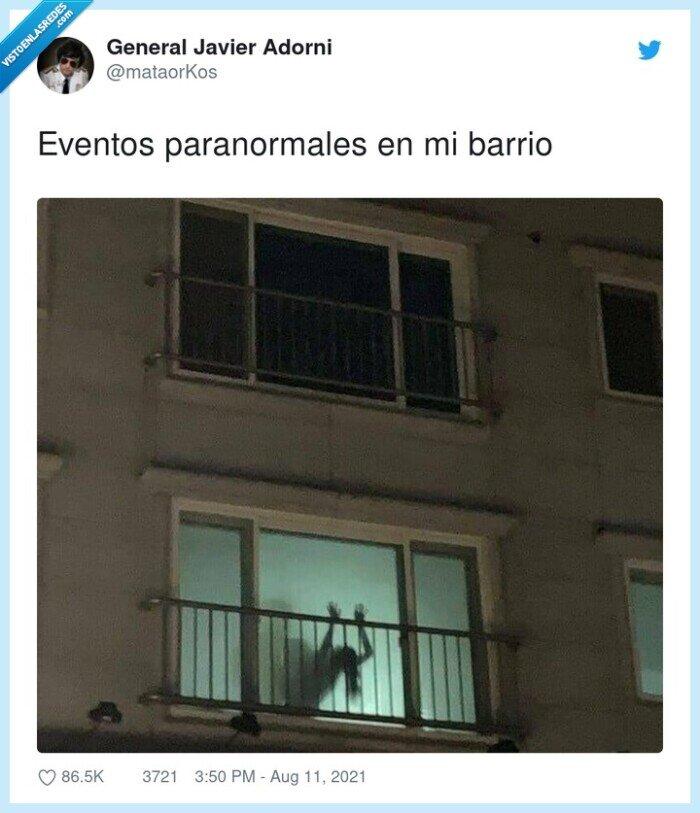 barrio,eventos,paranormales