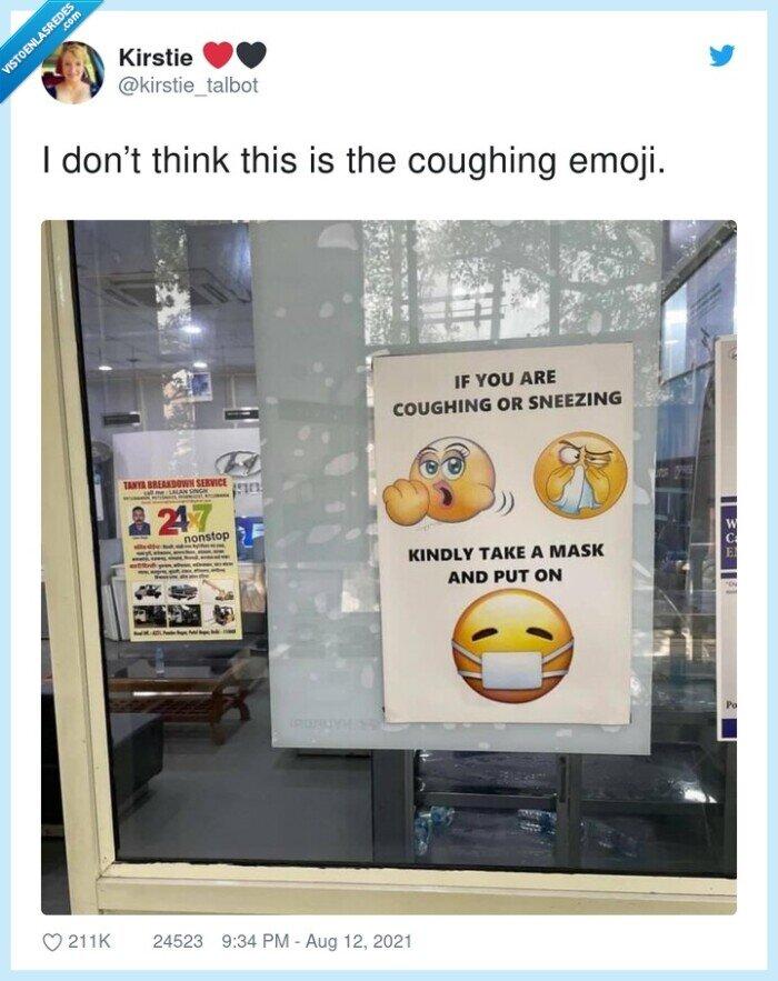 emoji,mamar,toser