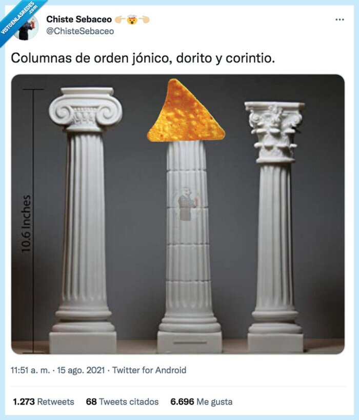 columnas,corintio,dorito,jónico