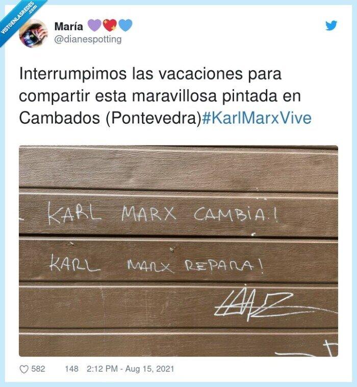 carglass,karl marx,slogan
