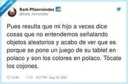 Enlace a Entre admiración y mal rollo, por @barb_hernandez